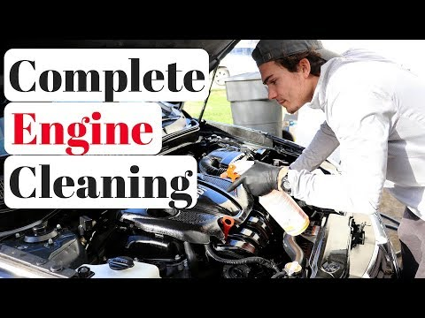 Car Engine Detailing Tips | A Step By Step Explanation