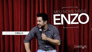 Marcus Cirillo Meu Nome Não É Enzo Comedians Comedy Club