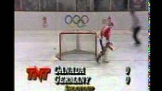 1992 Winter Olympic Hockey shootout