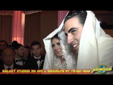 Sephardic Wedding, Shaare Zion, Brooklyn, NY