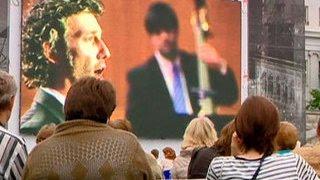 Посольства Колумбии, Австрии, Британии и Америки в Москве провели серию культурных акций(Посольства Колумбии, Австрии, Британии и Америки в Москве провели серию культурных акций В посольствах..., 2015-06-27T18:54:15.000Z)