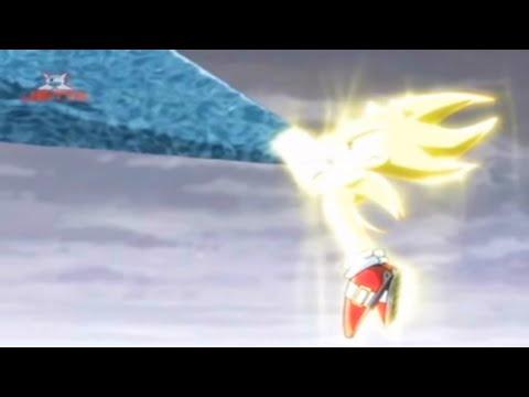 Sonic X: Super Sonic VS Perfect Chaos [Dublado 1080p HD]