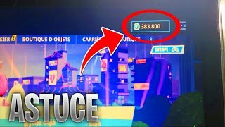 WTF I UNLOCKED 400,000 V-BUCKS ON FORTNITE SWITCH.