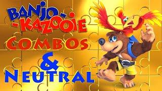 Banjo & Kazooie Combos & Neutral Guide: Super Smash Bros  Ultimate