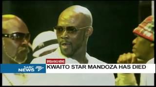 WATCH Mandoza performs Nkalakatha at the SABC Thank You Concert