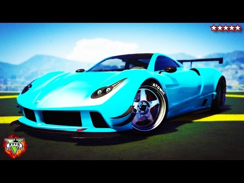 GTA 5 Insane Races & Mini-Games w/ Stream Team