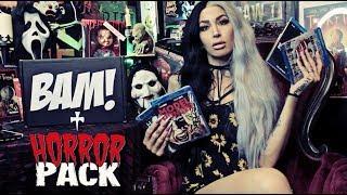 Horror Pack & BAM Box July 2018