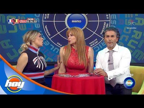 Mhoni Vidente advierte sobre nuevo sismo | Ruleta Esotérica | Hoy