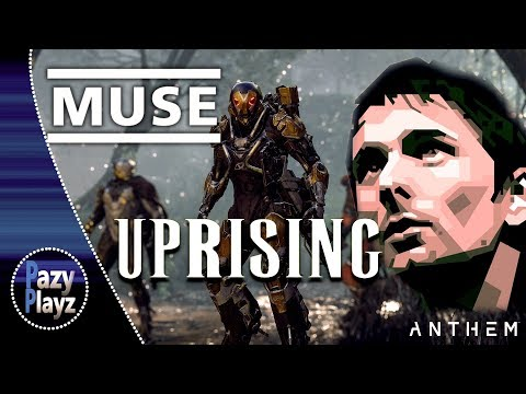 Anthem / Muse / Uprising / E3 Trailer Music 2018