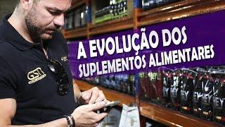 GSN SUPLEMENTOS - Evolução dos Suplementos Alimentares