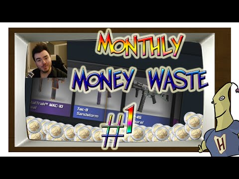 Monthly Waste of Money - Every Unboxed Skins Giveaway ! #1