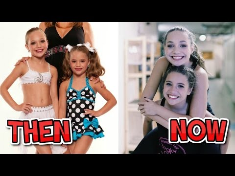 Dance Moms - Full Cast Then And Now (From...