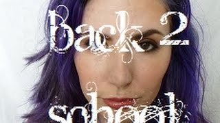 Tutorial | Back 2 School + Give Away | ThatGallowayGirl Thumbnail