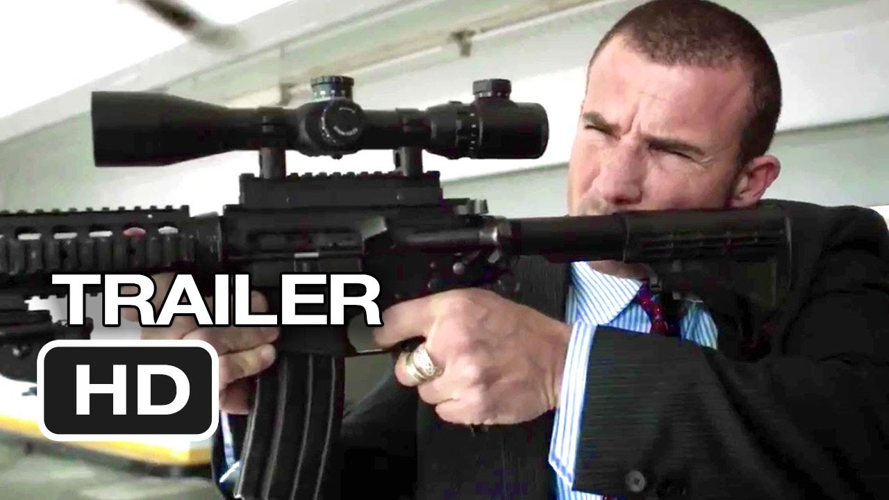 Assault on Wall Street Official Trailer #1 (2013) - Dominic Purcell, Eric Roberts Thriller HD