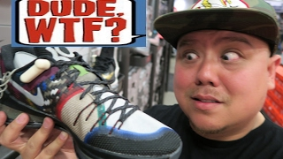 Sneaker Shopping at Nike & adidas Outlet's With Delz