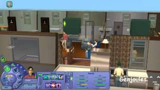 The Sims 2 University - Gameplay