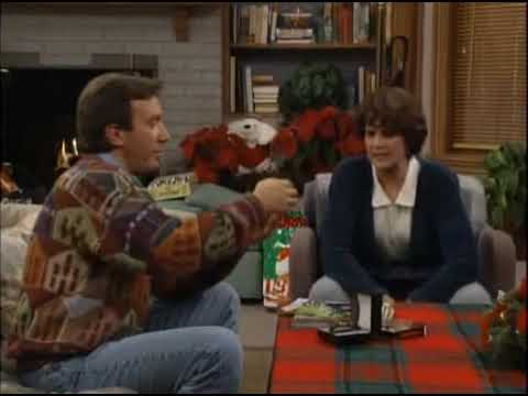 Home Improvement 2X12 I'M Scheming Of A White Christmas. Part 1
