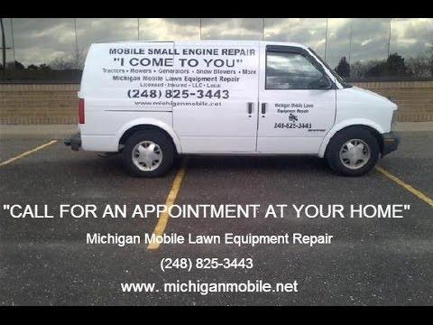 Lawn Mower Store, Lawn Mower Repair Service in Bloomfield Hills 48301 48302 48304