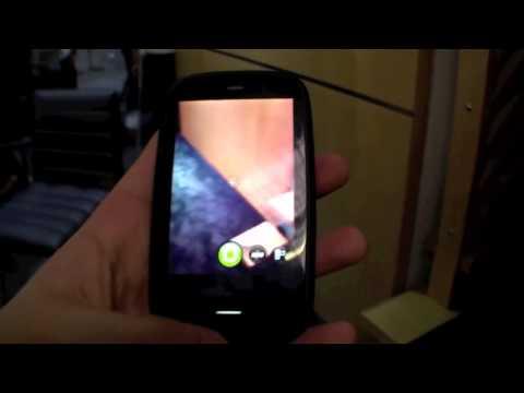 HP Pre3 webOS Smartphone Hands On - German