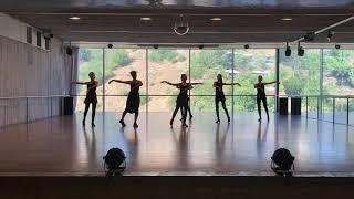 Alphabet of Georgian dance and music from Sukhishvili's national ballet