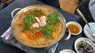 대도식당 김치복국