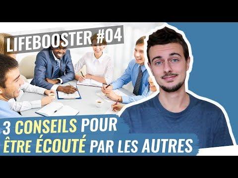 COMMENT BIEN S'INTÉGRER DANS UN GROUPE - LifeBooster #04