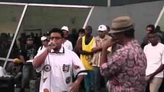 Federacion Ecuatoriana hiphop - Disfrutando de la improvisacion en Guayaquil Parte 1 - 2