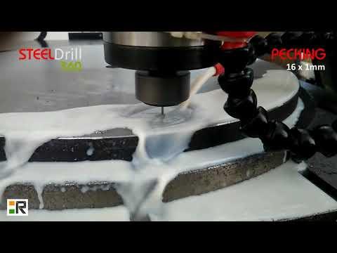 CNC Steel Drilling | Steel Drill 360 | Spinnerette Die | Parshwanath Robotics
