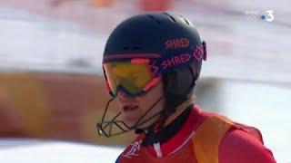 JO 2018 : Ski alpin - Slalom Hommes. Pas de médaille pour Alexis Pinturault