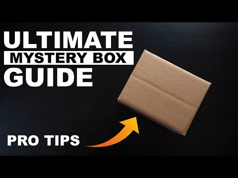 ULTIMATE FUNKO POP MYSTERY BOX GUIDE