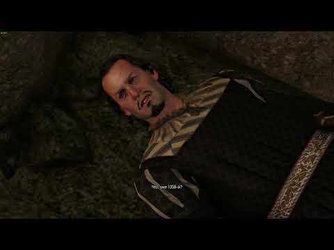 The Witcher 3 мат и смешные фразы. Часть 2