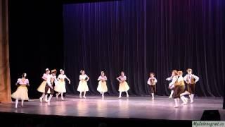 П. Гертель. 'Саботьеры' из балета 'Тщетная предосторожность'