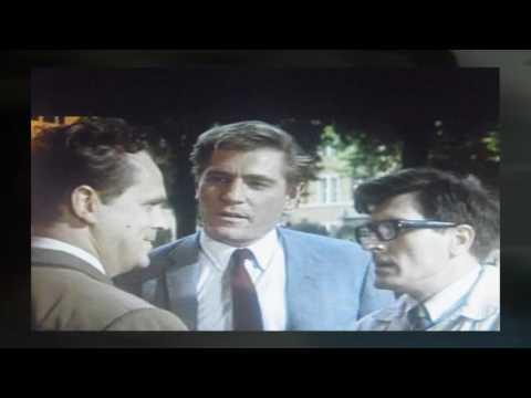 JOHN BARRY 'THE QUILLER MEMORANDUM' theme 1966 (George Segal, Senta Berger)