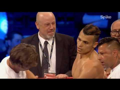 Malik Zinad vs Jermaine Asare - Donny Lalonde Boxing Management