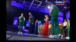 Большие танцы. Сальто при помощи Федора Бондарчука. 06.04.13