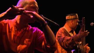 Majid Bekkas - Bania // Afro-Oriental Jazz Trio Live 2014