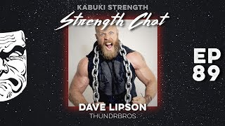 Strength Chat #89: Dave Lipson
