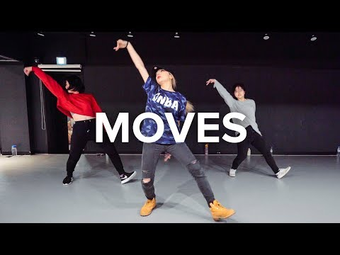 Moves  Big Sean  Beginners Class