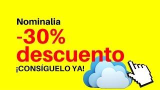 Código descuento Nominalia - 30% descuento!!