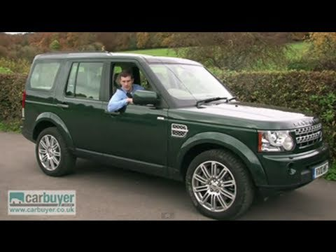 Land Rover Discovery 4 Suv Review Carbuyer Youtube