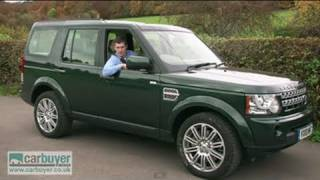 Land Rover Discovery 4 SUV review - CarBuyer(Land Rover Discovery 2014 review: http://bit.ly/JYdVCt Subscribe to the Carbuyer YouTube channel: http://bit.ly/17k4fct Subscribe to Auto Express: ..., 2010-11-22T12:18:35.000Z)