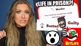 PLAYING BITLIFE .. BUT *CRIME ONLY*