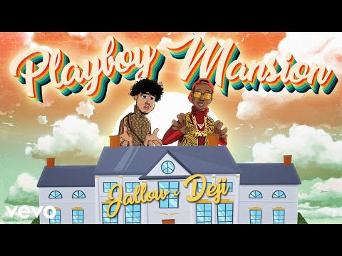 Deji x Jallow - Playboy Mansion [Official Music Video]