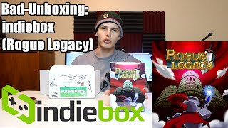 Bad Unboxing - Indie Box (Rogue Legacy)