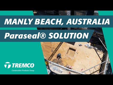 Paraseal® Solution - Manly Beach, Australia
