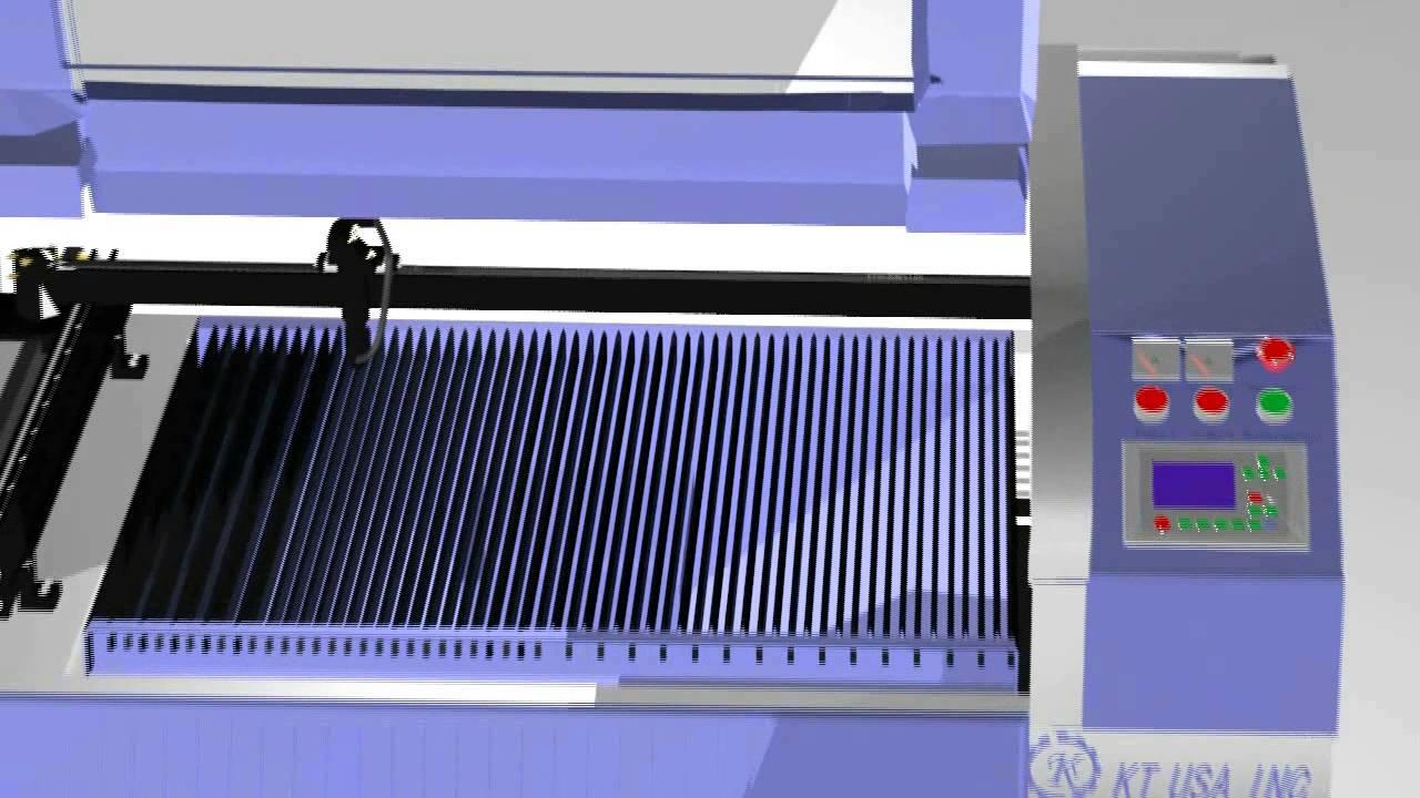KAITIAN CM1309 CNC CO2 Laser Cutting/Engraving machine,... | Doovi