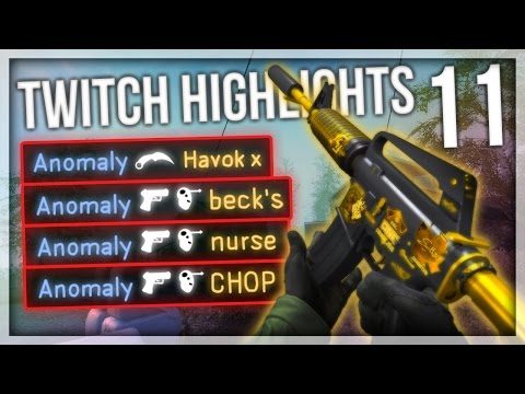 TWITCH HIGHLIGHTS 11 - INSANE JUMP HEADSHOTS