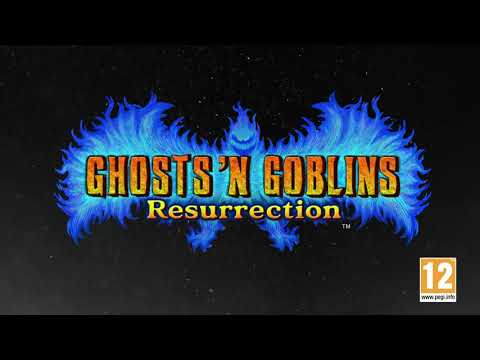 Ghosts 'N Goblins Resurrection - Multiplatform Launch Trailer