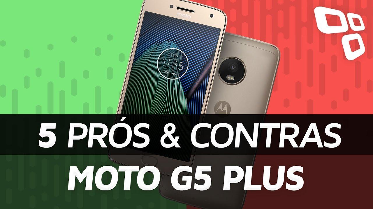 7bab29dfc16 Prós e Contras do Moto G5 plus em relação a concorrência | SetupGSM