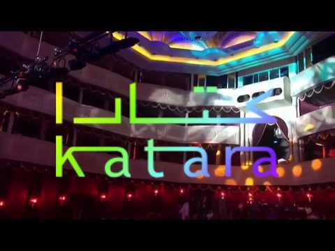Jalsah Balasyik bikin riuh semua yg hadir di acara Katara 2nd Festival di Qatar